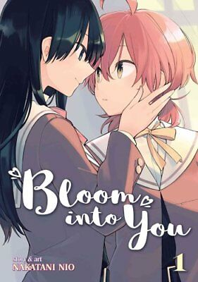 Bloom into You: Vol. 1 by Nakatani Nio 9781626923539 (Paperback, 2017)
