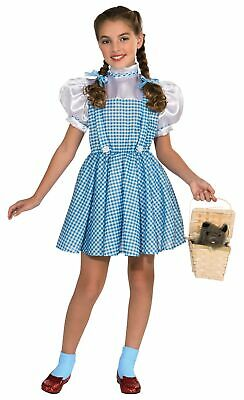 The Wizard of Oz Dorothy Deluxe Child Costume Book Week Girls Fancy Dress,