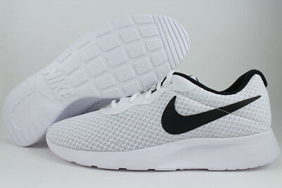 dc62d9bda3255 Nike Tanjun White black Roshe One Run Two Running Walking Casual Us Women  Size