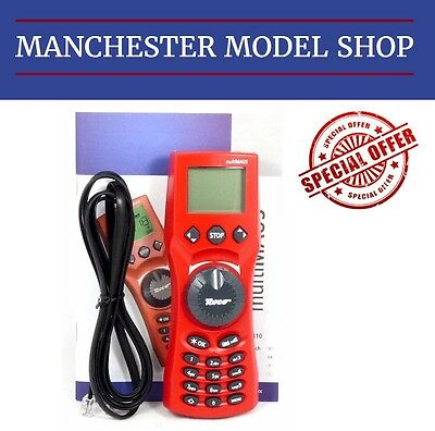 Roco 10810 Multimaus DCC Digital Controller Handset & 10756 cable UNBOXED NEW