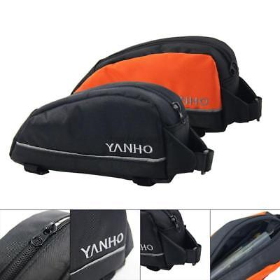 Bike Bicycle Cycling Cell Phone Top Front Frame Tube Bag Shockproof Bag Pouch