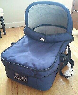 Mountain Buggy Bassinet Urban/Terrain navy blue