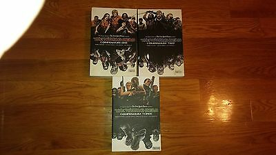 The Walking Dead Compendium Volume 1, 2, and 3! Great Deal!