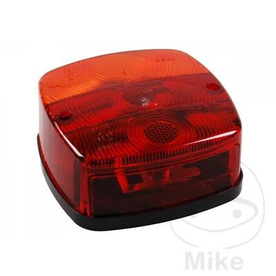 Tail Light Cluster 3-Part Geka 102.20.03