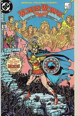 WONDER WOMAN - Issues 10 to 13. Perez story and art. Investment grades. NM/NM+