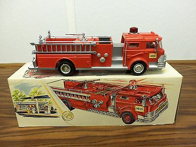 1970 HESS Fire Truck - With Box - Works Great