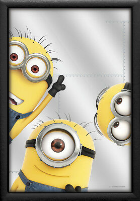 Despciable Me Mirror Minions Hello