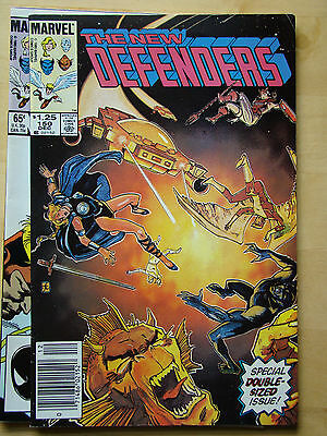 New Defenders #150 Giant-Size, Angel, Iceman, Beast