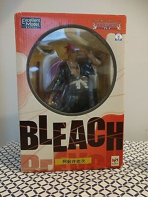 New Megahouse Excellent Model Bleach Renji Abarai PVC painted