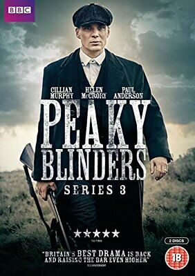 Peaky Blinders - Series 3:  [DVD] [2016] - DVD  P6VG The Cheap Fast Free Post