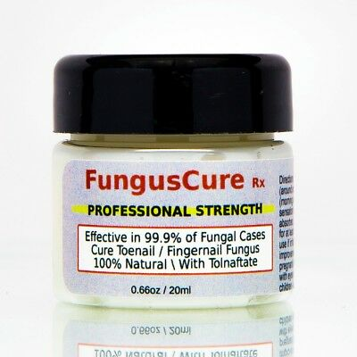 Nail Fungus Treatment For Toe & Finger Nail Fungal Infections - #1 Natural Cure