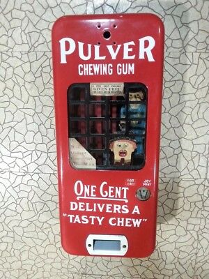 Pulver Gum Machine STOP AND GO COP model