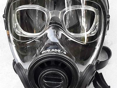 SGE Gas Mask -Spectacle Frame For SGE 150, 400 & 400/3-For Users Needing Glasses