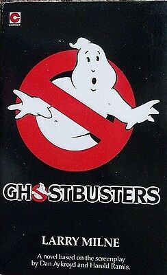 Ghostbusters by Larry Milne