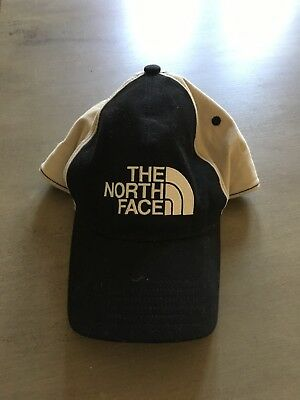 North Face Hat S/M Size Black/white