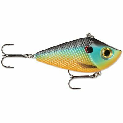 Topwater Lures Rockin Shad Fishing Lure, Sunfish, 2-1/2-Inch
