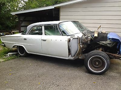 1963 Dodge custom 880 with a ton of new and spare parts  1963 dodge custom 880 with a ton of new and extra parts