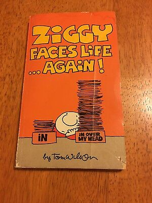 Ziggy Faces Life... Again! By Tom Wilson 1982
