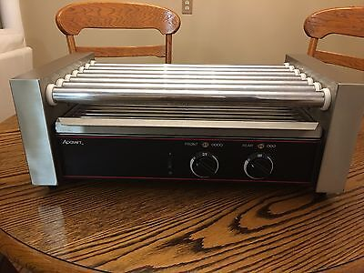 Adcraft Model: RG-07 Commercial Hot Dog Roller Grill Awesome !!!