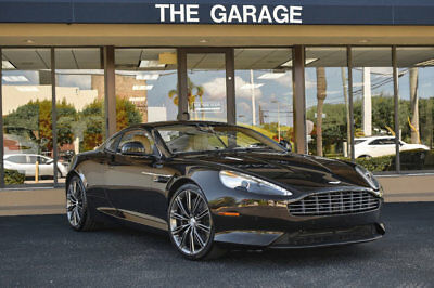 2012 Aston Martin Virage 2dr Coupe '12 Aston Martin Virage,490 HP,6 Spd Auto,20