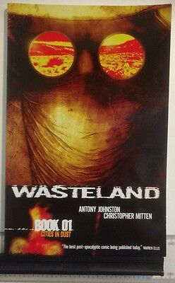 Wasteland Vol 1: Cities in Dust (#1-6) TPB (Anthony Johnston)