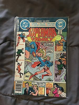 The Superman Family #203 DC Bronze Age
