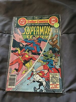The Superman Family #190 DC Bronze Age
