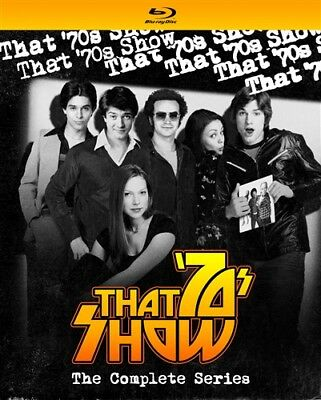 THAT 70s SHOW COMPLETE SERIES New Blu-ray Flashback Ed Seasons 1 2 3 4 5 6 7 8