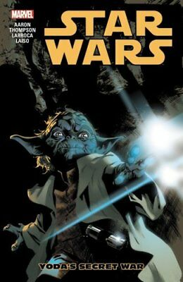 Star Wars Vol. 5: Yoda's Secret War by Jason Aaron 9781302902650