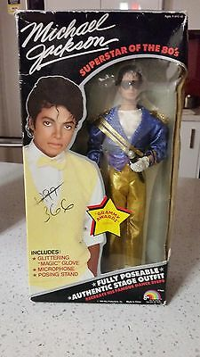 Michael Jackson 1984 Grammy Awards Doll