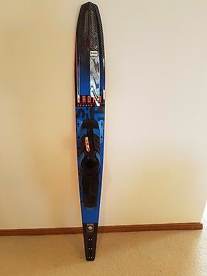 "Water Ski,2017 Radar Senate Alloy 67"" ,vector Front Boot,artp.blemished.new."
