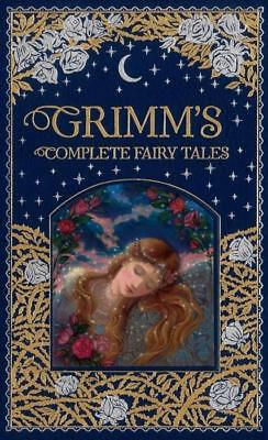 NEW Grimm's Complete Fairy Tales By Brothers Grimm Hardcover Free Shipping