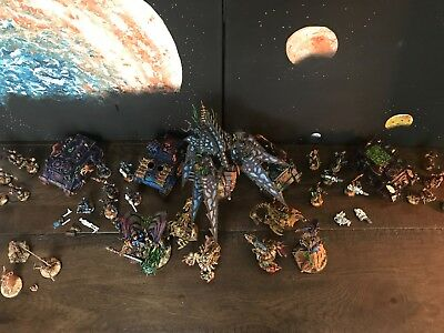warhammer 40K chaos undivided Egypt themed army!