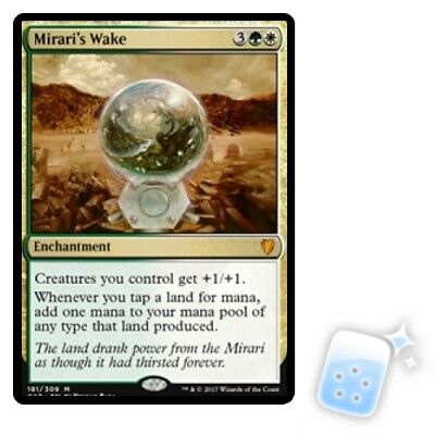 MTG Magic The Gathering Mirari/'s Wake Conspiracy Chinese NM