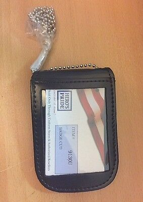 Universal Magnetic Badge & ID Holder, Police, Sheriff, Security