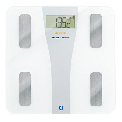 Health o Meter BFM147DQ-01 Lose It! Bluetooth Body Fat Scale