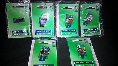 Rugby World Cup pin Y