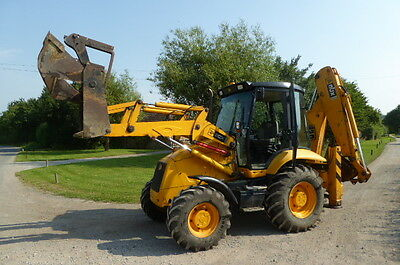 Jcb 3Cx Sitemaster Contractor 2003 Perkins Engine Very Clean 6600 Hours