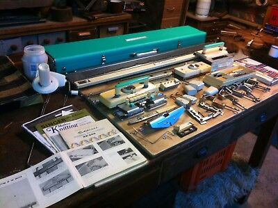 Vintage Empisal Knitting Machine