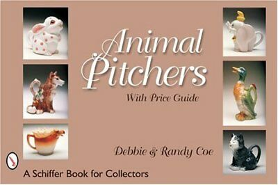 Animal Pitchers (Schiffer Book for Collectors)