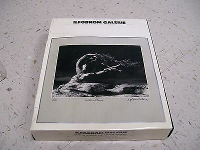 ilford photographic paper An Invitation to Ilfobrom Galerie vintage? 75 sheets