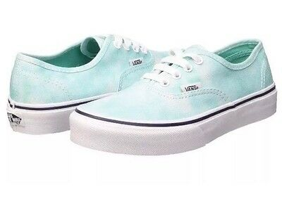 Scarpe VANS AUTHENTIC bambina 28 Verde Acqua