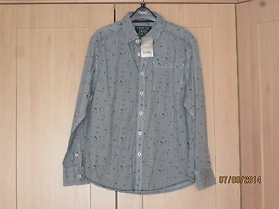 New With Tags - Boys Shirt - 11yrs - Next