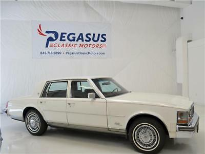 1978 Cadillac Seville -- 1978 Cadillac Seville, Cotillion White with 64,500 Miles available now!