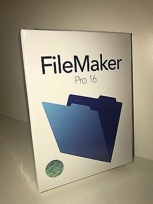 FileMaker Pro 16 For Windows and MAC