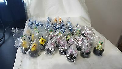 Rare Pokemon Mini Black Light Figurine Stamps ~ New/Mint in Packages!