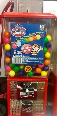 Northwestern Super 60- Gumball Machine filled with Dubble Bubble 25 Cent