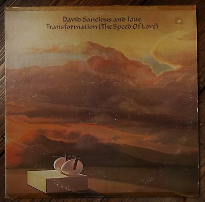 David Sancious and Tone - Transformation (The Speed Of Love) (1976 LP. PE 33939)