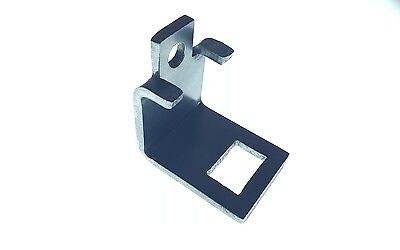 S-tine Clamp 2x2 Heavy Duty Unpainted, Danish Style. 1/4 thick.