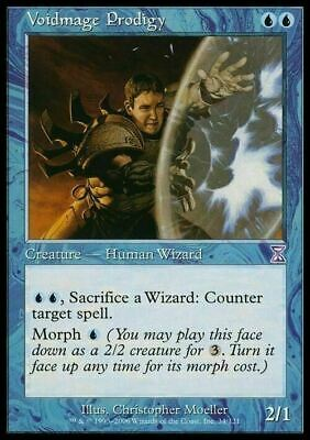 Voidmage Prodigy ~ Time Spiral ~ NearMint/Excellent+ ~ Magic The Gathering
